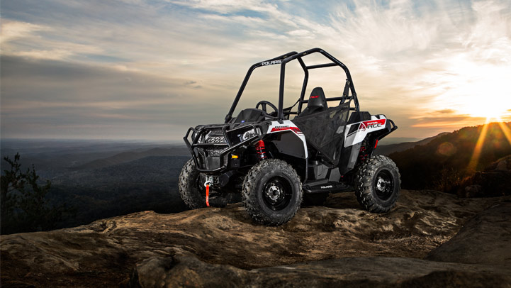 nouveau polaris sportsman ace