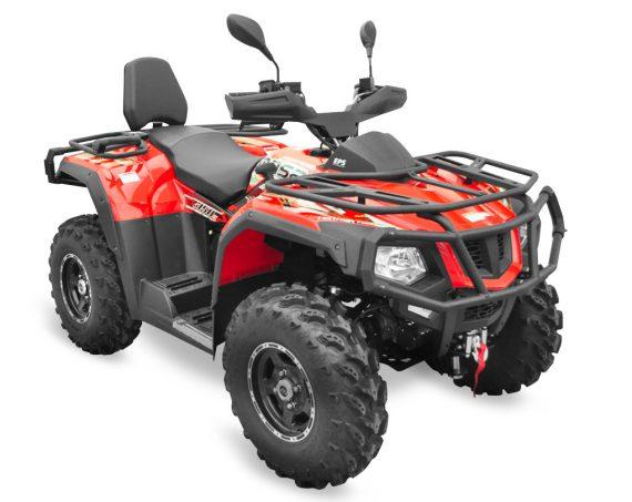 Quad Masai A750 IX EPS
