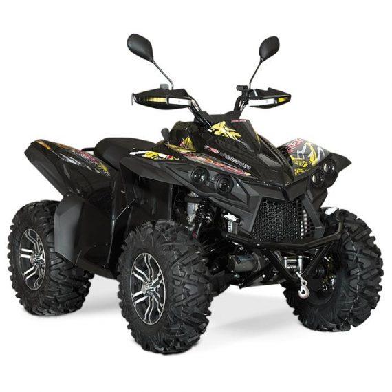 Quad Masai s750 crossover