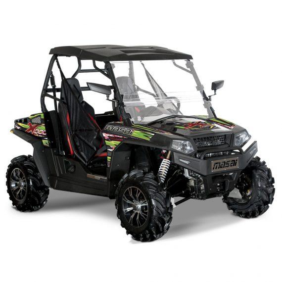 Quad Masai SSV X1000