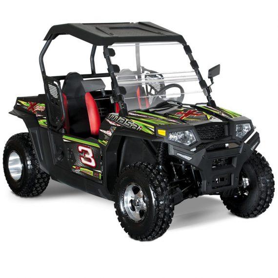 Quad Masai SSV X300